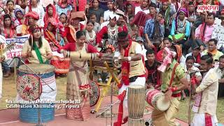 Download Folk Instrument Band Assam II International Day of World Indigenous People Day 2019 Video