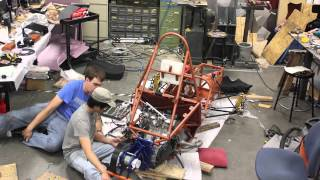Download FSAE 2014 Final Assembly Time Lapse Video