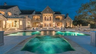 Download European Castle Inspired Home in Austin, Texas Video