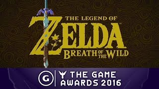 Download Zelda: Breath of the Wild - Official Gameplay Presentation | The Game Awards 2016 Video
