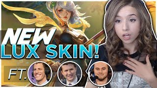 Download POKI PLAYS NEW LUNAR EMPRESS LUX SKIN & FACES LCS CASTERS! Video