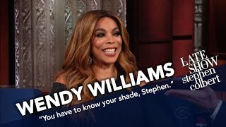 Download Wendy Williams And Stephen See Who Can Throw The Most Shade Video