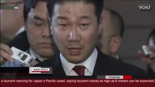 Download Dramatic Aerial footage from Japan Tsunami 2011 Video