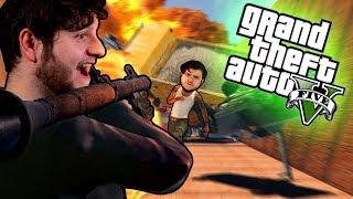 Download GTA 5 - BOHEMIAN RHAPSODY! (GTA 5 PC Online Funny Moments!) Video