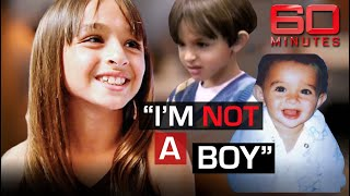 Download The youngest transgender child in the world | 60 Minutes Australia Video