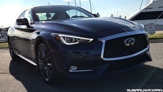 Download Quick Drive: 2017 Infiniti Q60 Red Sport 400 AWD Video