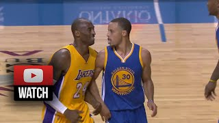 Download Stephen Curry Full Highlights vs Lakers (2014.10.12) - 25 Pts, Owns Kobe & His Team! Video