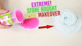 Download EXTREME STORE BOUGHT SLIME MAKEOVER ~ making store bought slimes pretty! Slimeatory #469 Video