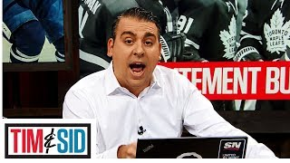 Download Sid Snaps On Over-hyped Maple Leafs Fans | Tim & Sid Show Video
