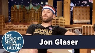 Download Jon Glaser Dresses Up for the U.S. Women's World Cup Champs Video