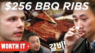 Download $13 BBQ Ribs Vs. $256 BBQ Ribs • Korea Video