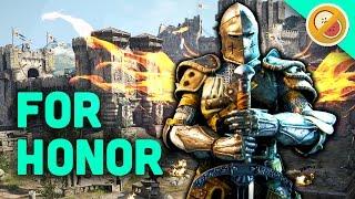 Download THE WARDEN TILT! - For Honor Gameplay Video