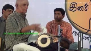 Download Excellent thani aavarthanam 09-Umayal puram K Sivaraman mruthangam and Prusodhman on Kanjira Video