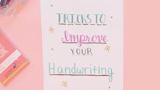 Download How to Improve Your Handwriting | Plan With Me Video