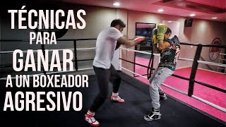 Download Técnicas para GANAR a un Boxeador AGRESIVO | 2019 Video
