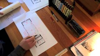 Download Architect's Design Process : Modern Barn Studio Video