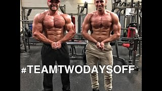 Download Team Two Days Off | Why Having No Rest Days is Bad Video
