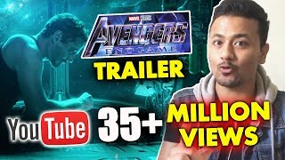 Download AVENGERS END GAME Teaser Creates NEW RECORD | Storm On Internet Video