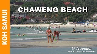 Download Chaweng Beach, Koh Samui - Top Beaches on Koh Samui - Travel video Video