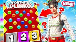 Download PLINKO *NEW* Creative Game Mode in Fortnite Battle Royale Video