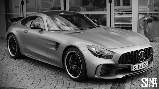 Download The Spec For My AMG GT R Video