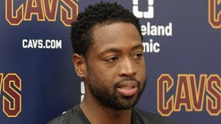 Download (FULL) Dwyane Wade Cleveland Cavaliers introductory news conference | ESPN Video