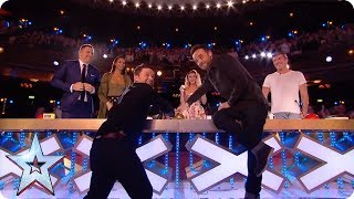 Download ANT & DEC'S GOLDEN BUZZERS! | Britain's Got Talent Video