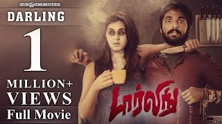 Download Darling - Full Movie | 2015 | G. V. Prakash Kumar | Nikki Galrani | Karunas | Bala Saravanan Video