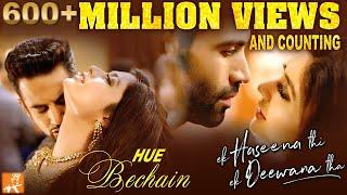 Download Hue Bechain | Ek Haseena Thi Ek Deewana Tha | Music - Nadeem, Palak Muchhal Video