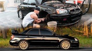 Download Rebuilding A Subaru STi in 10 Minutes! Video