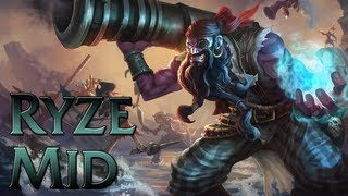 Download League of Legends - Pirate Ryze Mid - Full Game Commentary Video