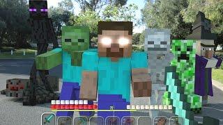 Download Minecraft In Real Life | Lone Survivor Video
