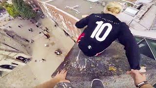 Download Rooftop Escape POV Video