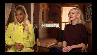 Download MUDBOUND Interviews: Mary J. Blige, Carey Mulligan, Garrett Hedlund and Dee Rees Video