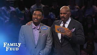 Download Heartbreaking Fast Money... | Family Feud Video