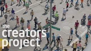 Download Time-Lapse Photography In A Single Frame | Pelle Cass's ″Selected People″ Video