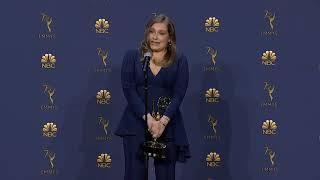Download Merritt Wever - Emmys 2018 - Backstage Speech Video