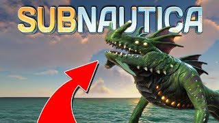 Download THE SEA DRAGON TRIED TO HUG MY CYCLOPS! (Subnautica Full Release Gameplay) Video