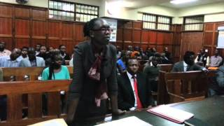 Download Prosecution wants man who battered wife denied bail Video