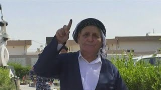 Download Iraqis cast votes in general election Video