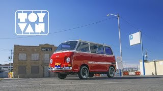 Download 1970 Subaru 360: A Toy Van For The Street Video