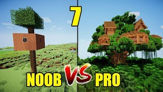 Download MINECRAFT - NOOB VS PRO (parte 7) Video