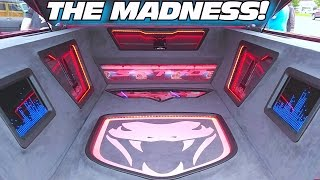 Download JAW DROPPING Car Audio Installation w/ BASSHEAD MADNESS!!!! Video
