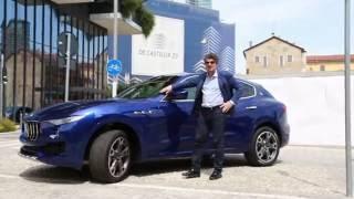 Download Il Maserati Levante nella prova di MissionFleet Video