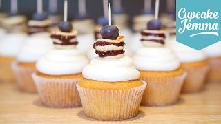 Download How to Make Blueberry Pancake Cupcakes | Cupcake Jemma Video