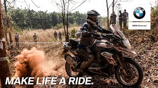 Download The International GS Trophy 2018 specialised BMW R 1200 GS Rallye Video