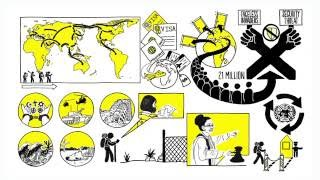 Download The basics about human movement, refugees and refugee law Video