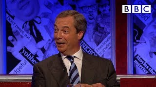 Download Nigel Farage plays 'Fruitcake or Loony' | Have I Got News for You - BBC Video