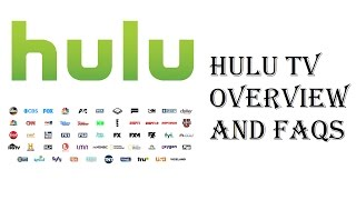 Download Hulu Live TV - Hulu Streaming TV Service Overview and FAQs - Review Video