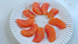 Download How To Peel Grapefruit? Video